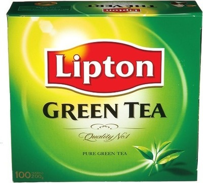 LIPTON OR RED ROSE TEA