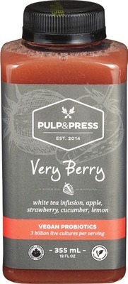 PULP & PRESS ORGANIC PROBIOTIC JUICES