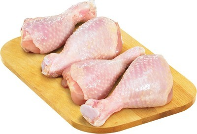 YORKSHIRE VALLEY FARMS FRESH ORGANIC CHICKEN LEG QUARTERS OR CHICKEN DRUMSTICKS