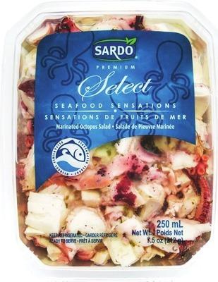 SARDO MARINATED SEAFOOD