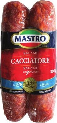 MASTRO CACCIATORE SALAMI