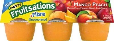 MOTT'S FRUITSATIONS FRUIT SNACKS OR APPLE SAUCE