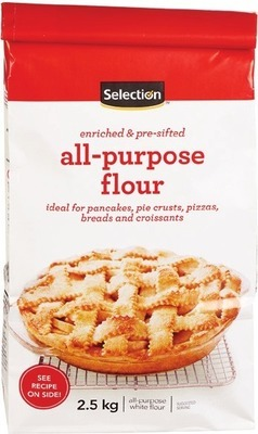 SELECTION FLOUR