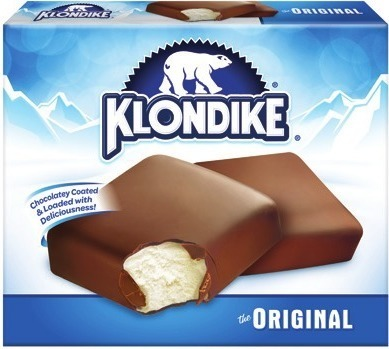 KLONDIKE OR MAGNUM BARS OR BEN & JERRY'S ICE CREAM