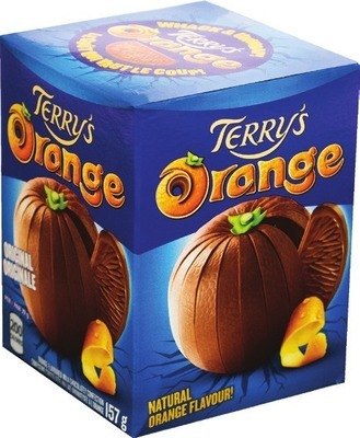 TERRY'S ORANGE CHOCOLATE