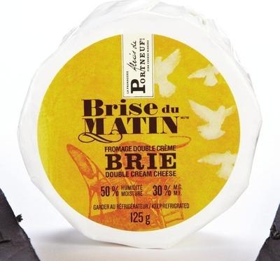 SAPUTO PARMESAN PETALS OR ASIAGO, ALEXIS DE PORTNEUF BRISE DU MATIN DOUBLE CRÈME BRIE OR LE CALENDOS CAMEMBERT CHEESE