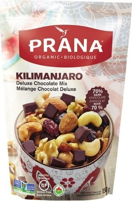 PRANA MIXED NUTS
