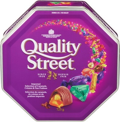 NESTLÉ QUALITY STREET CHOCOLATE