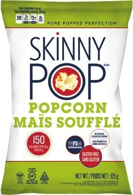 SKINNY POP POP CORN OR PAQUI CHIPS