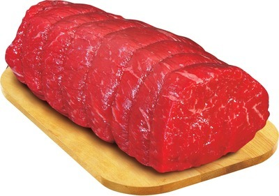 PLATINUM GRILL ANGUS BONELESS INSIDE ROUND ROAST OR VALUE PACK STEAK
