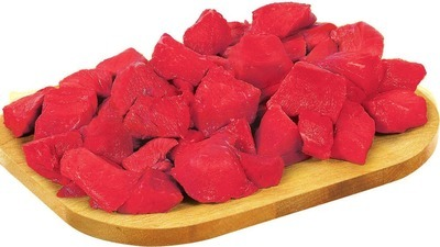 QU'APPELLE BEEF ORGANIC STEWING BEEF CUBES