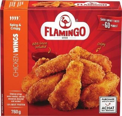 FLAMINGO CHICKEN WINGS