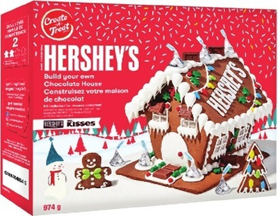 HERSHEY'S CHOCOLATE COOKIE KIT