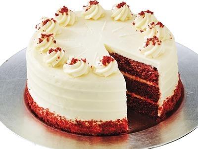 FRONT STREET BAKERY RED VELVET CAKE