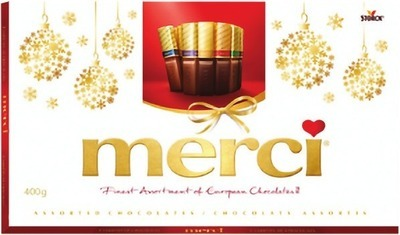 STORCK MERCI ASSORTED EUROPEAN CHOCOLATES
