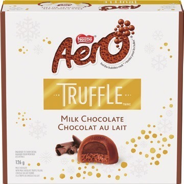 NESTLÉ AERO TRUFFLES OR KITKAT SENSES CHOCOLATE COLLECTION