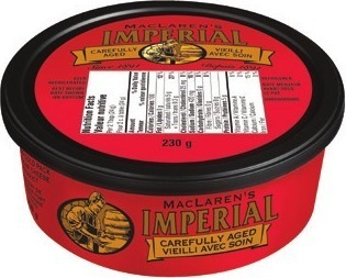MACLAREN'S IMPERIAL COLD PACK CHEESE