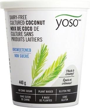 YOSO COCONUT YOGOURT