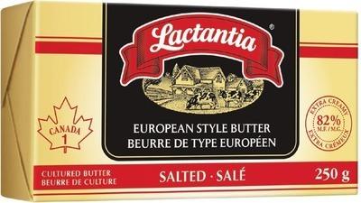 LACTANTIA EUROPEAN STYLE BUTTER