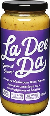 LA DEE DA GOURMET VEGETABLE SAUCE