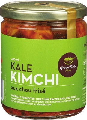 GREEN TABLE KIMCHI