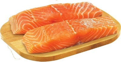 FRESH NORWEGIAN ATLANTIC SALMON PORTIONS