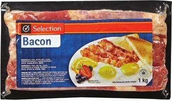SELECTION BACON
