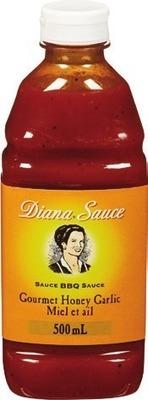 DIANA OR BULL'S-EYE BBQ SAUCE OR MARINADE