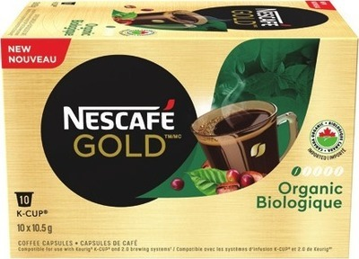 NESCAFÉ K-CUP COFFEE CAPSULES