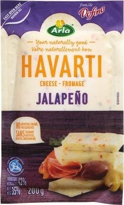 HAVARTI OR CASTELLO BLUE CHEESE