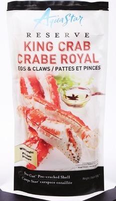 AQUA STAR C KING CRAB LEGS & CLAWS