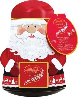 LINDT LINDOR CHRISTMAS TIN