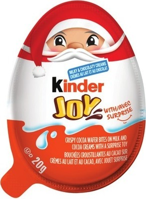 FERRERO KINDER CHRISTMAS CHOCOLATE