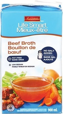 IRRESISTIBLES LIFE SMART BROTH