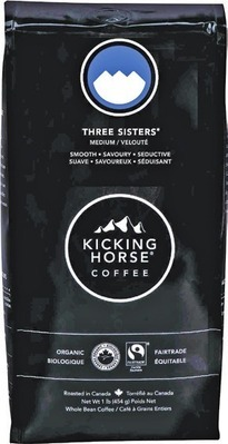 KICKING HORSE COFFEE BEANS