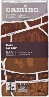 COCOA CAMINO CHOCOLATE BAR