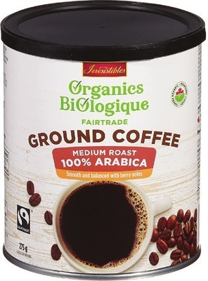 IRRESISTIBLES GROUND COFFEE