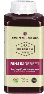 PULP & PRESS ORGANIC COLD PRESSED JUICES