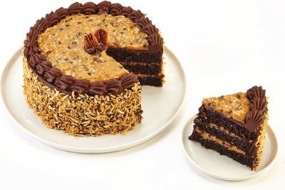 FRONT STREET BAKERY GERMAN CHOCOLATE CAKE