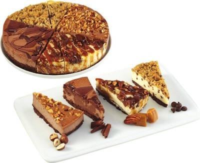 IRRESISTIBLES CHOCOLATE LOVERS NEW YORK STYLE CHEESECAKES