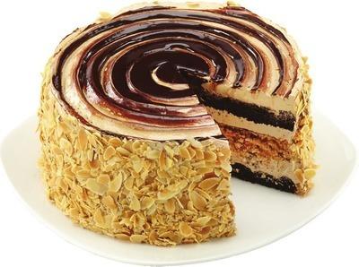 FRONT STREET BAKERY JAMOCHA CHOCOLATE CAKE