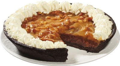 IRRESISTIBLES CHOCOLATE PECAN PIE