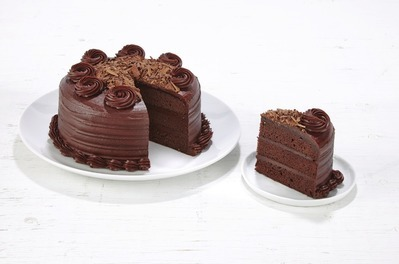 CHOCOLATE FUDGE EXTREME CAKE