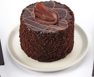 FRONT STREET BAKERY CHOCOLATE TRUFFLE MINI CAKE