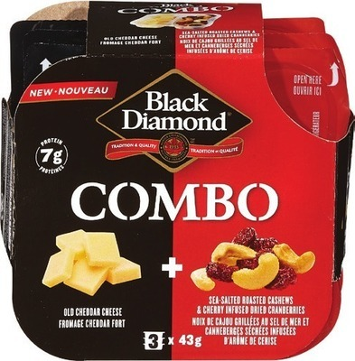 BLACK DIAMOND CHEESE COMBOS