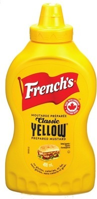 FRENCH'S MUSTARD