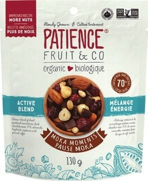 PATIENCE MIXED NUTS OR MADE GOOD SNACKS