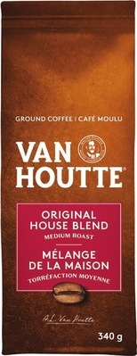 VAN HOUTTE GROUND COFFEE, FOLGERS OR NABOB K‑CUP COFFEE CAPSULES