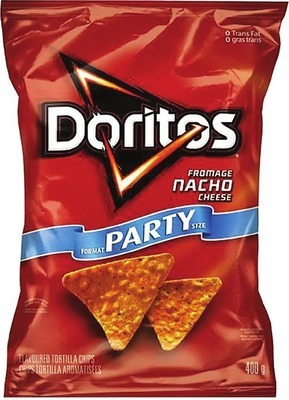 FRITO PARTY SIZE CHIPS