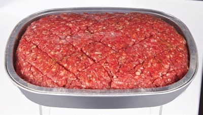 STORE MADE MEAT LOAF OR MEATBALLS